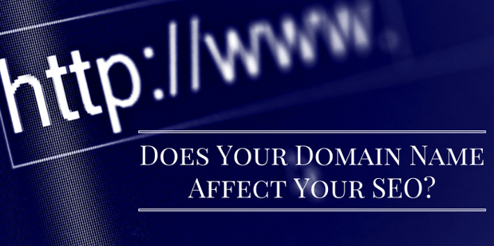 Effect of Domain Name and Web Design on Online SEO Marketing